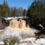 Gooseberry Falls in Spring