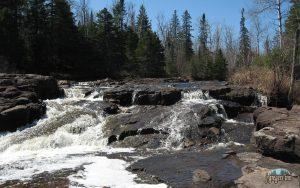 North Shore MN River