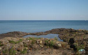 Rocky Lake Superior Shore