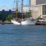 Tall Ship in Duluth